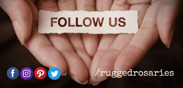 WWI Battle Beads Service Combat Rosary