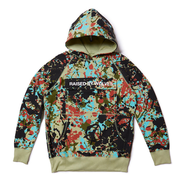 Cargo Hooded Sweatshirt
