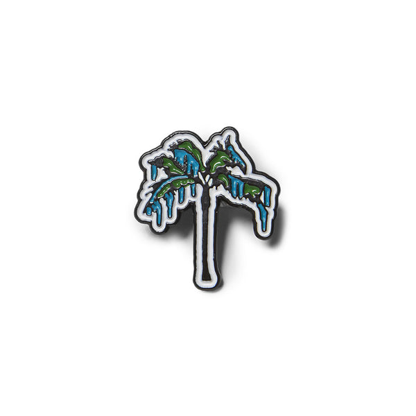 Frozen Palm Enamel Pin