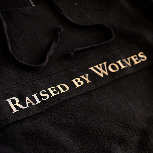 3M Logotype Anorak Hooded Sweatshirt - Raised by Wolves  - 4