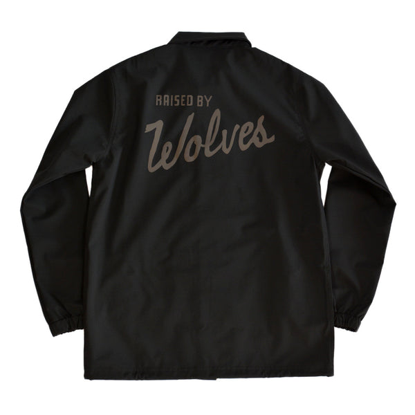 3M Varsity Coaches Jacket - Raised by Wolves  - 2