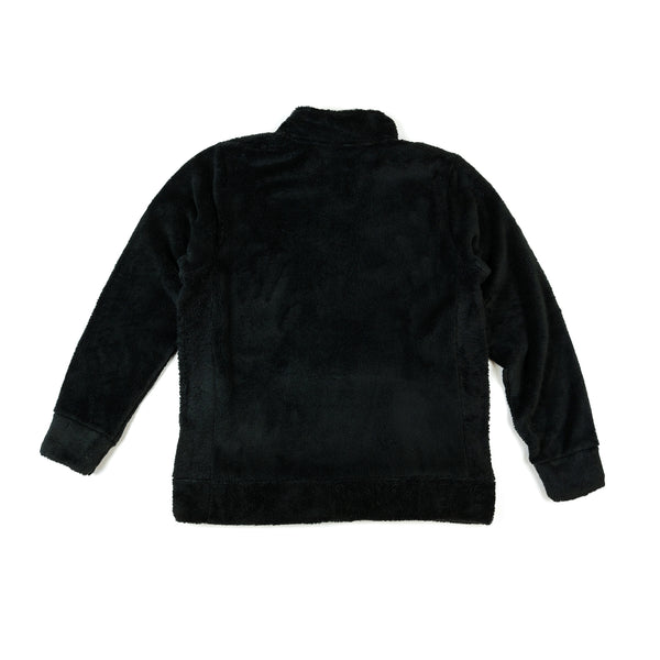 Sherpa Quarter Zip (+ Pin & Patch)