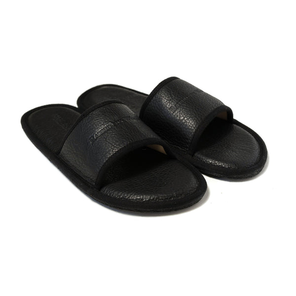 RBW/Manitobah Mukluks Leather Slides