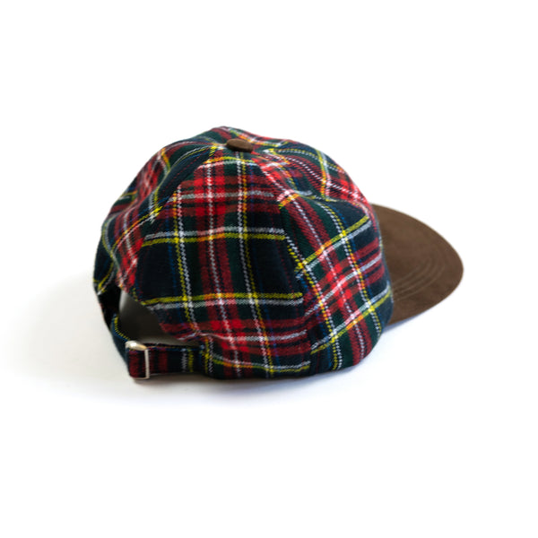 Plaid Hunting Cap