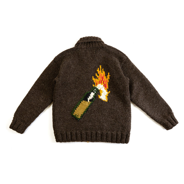 Molotov Wool Sweater