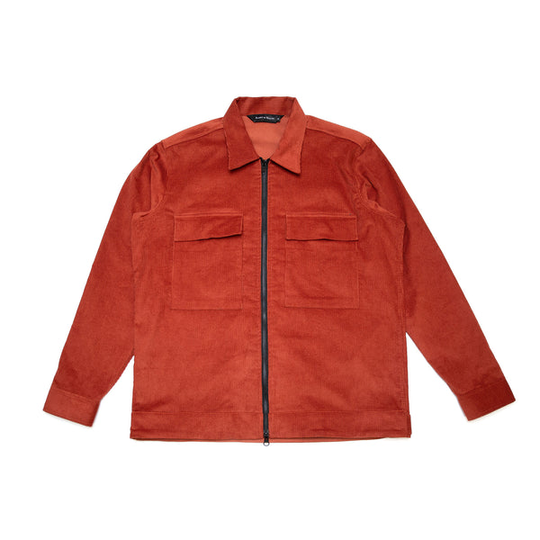 Adapt or Perish Corduroy Blouson