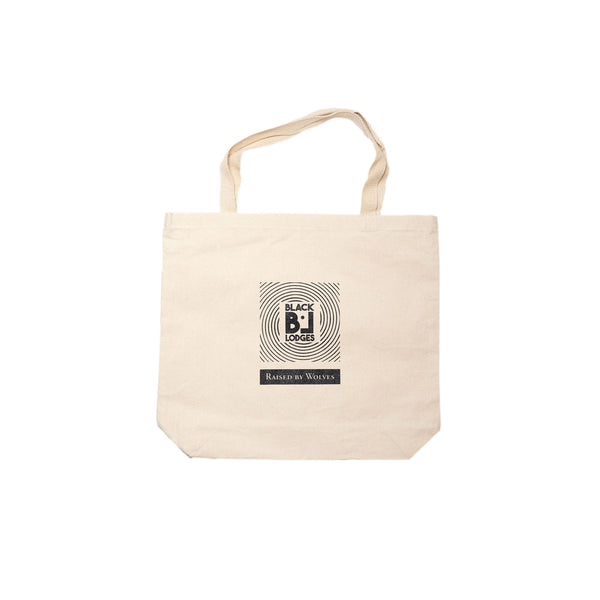 RBW/BLACK LODGES Tote Bag