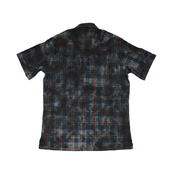 Overdyed Madras Shirt