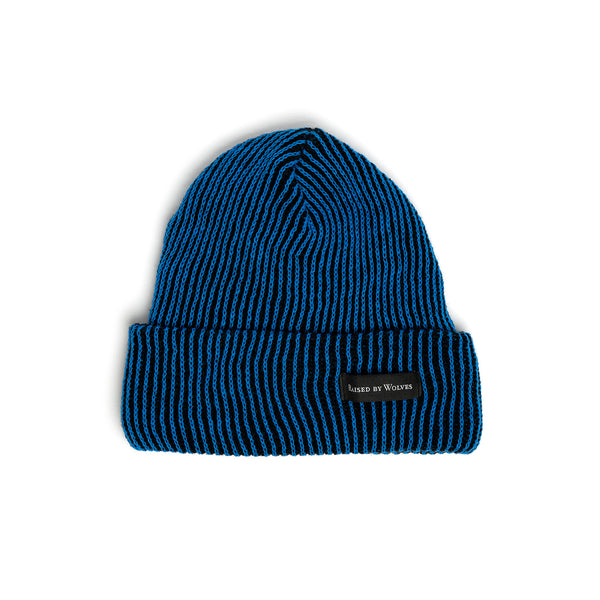 Vertical Stripe Watch Cap