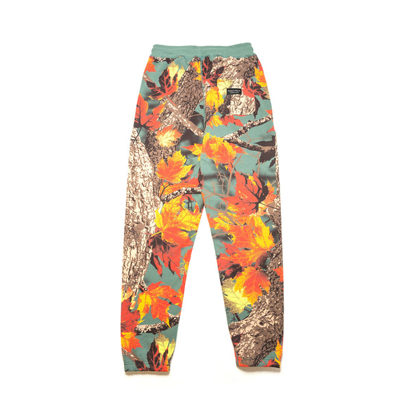 Maple Camo Sweatpants