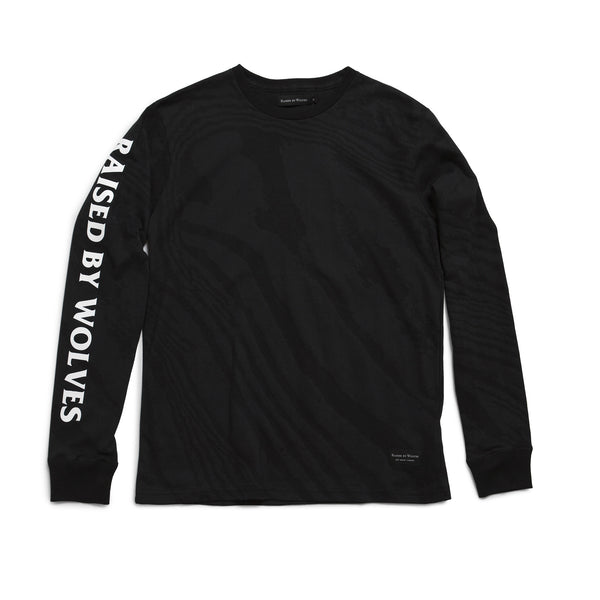 Damascus Long Sleeve T-Shirt - Raised by Wolves