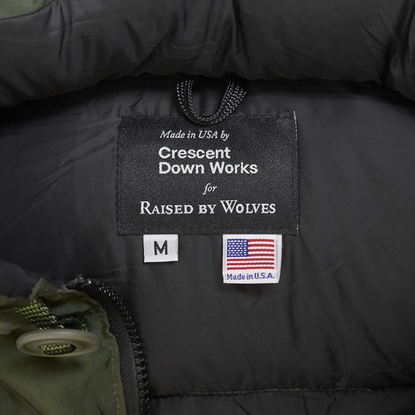 Extreme Cold Weather Parka - Raised by Wolves  - 4