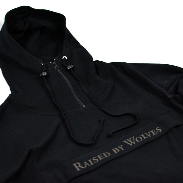 3M Logotype Anorak Hooded Sweatshirt - Raised by Wolves  - 3