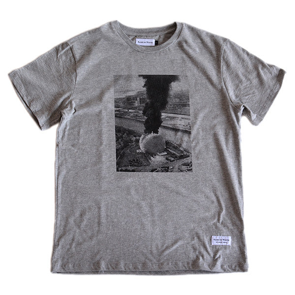 1976 T-Shirt - Heather Grey - Raised by Wolves  - 1