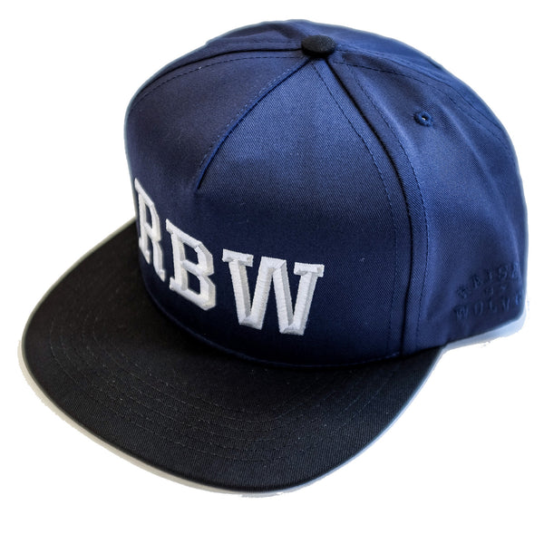Acro Snapback - Navy - Raised by Wolves