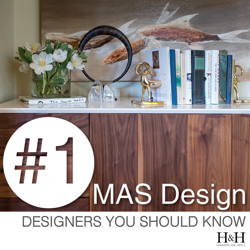 Designers You Should Know: MAS Design