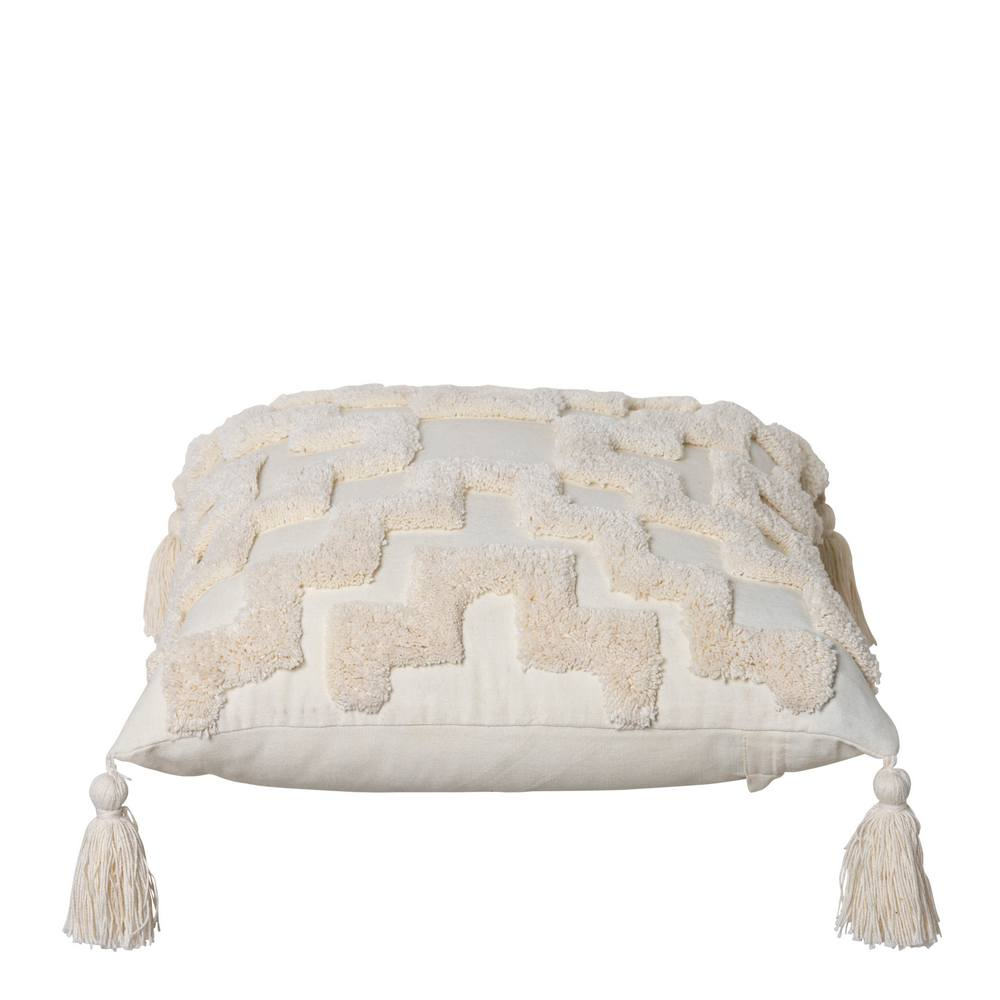 Fletcher Cushion Ivory 50 x 50cm