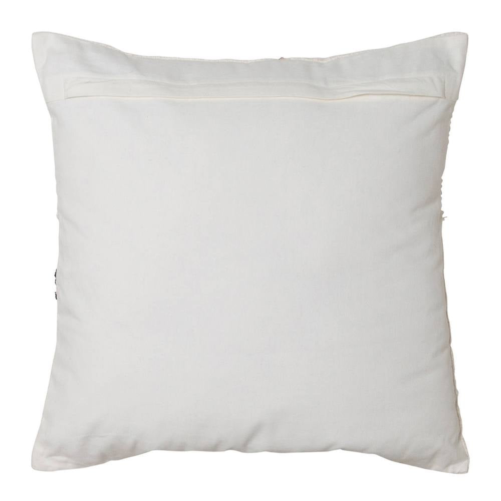 Josie Cushion Ivory/Black 50 x 50cm
