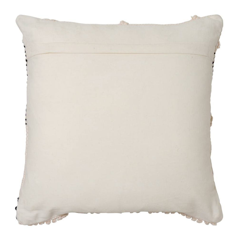 Addie Cushion Natural/Mustard 50cm x 50cm