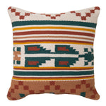 Almeria Cushion Red Multi 50cm x 50 cm
