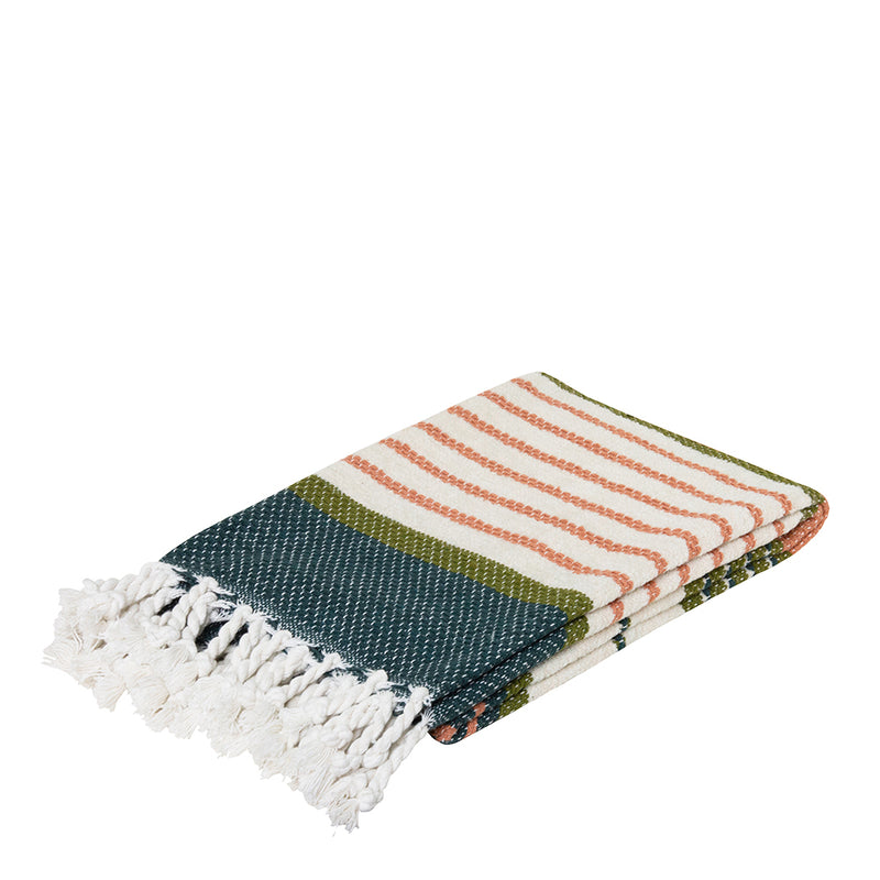 Zella Throw Blue Multi