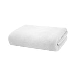 Angove Bath Towel Range - White Bath Mat
