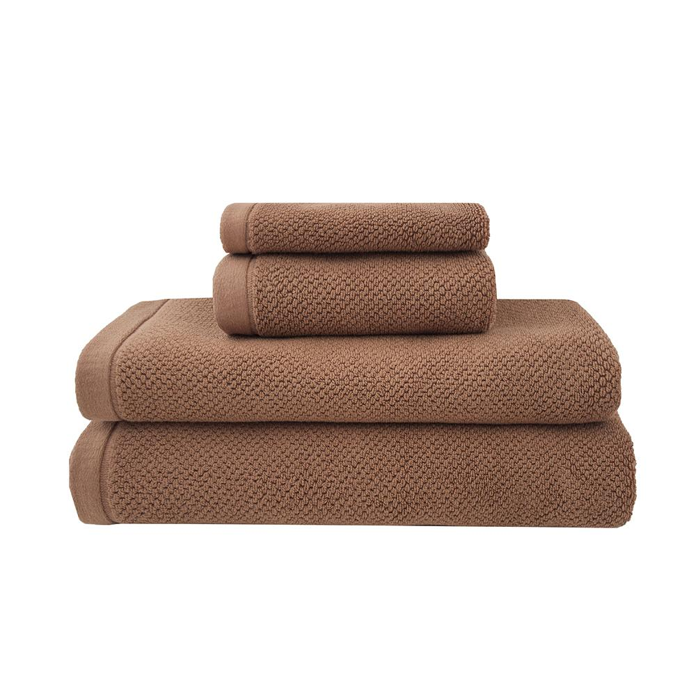 Angove Bath Towel Range - Woodrose Face Washer
