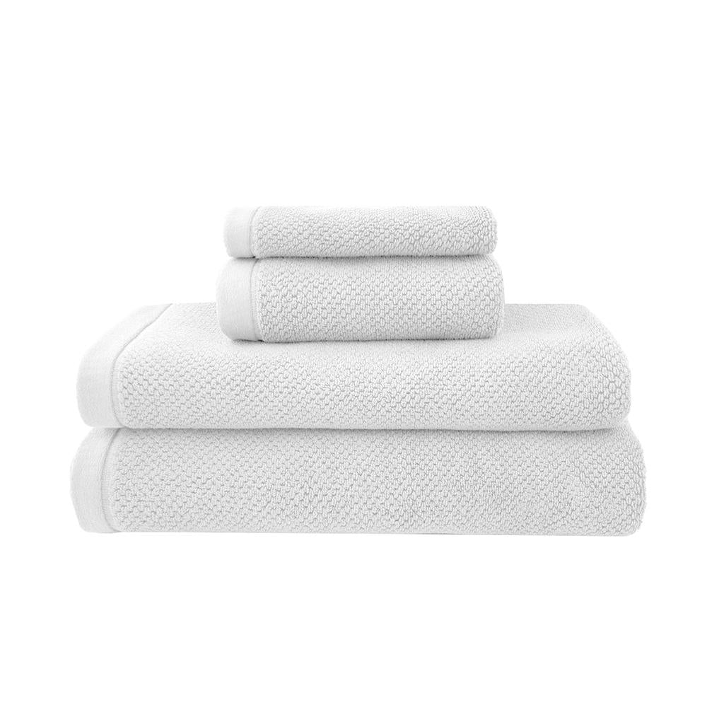Angove Bath Towel Range - White Face Washer