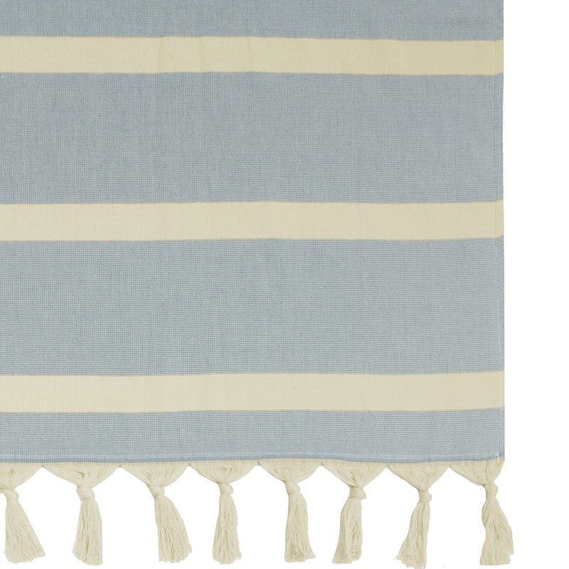 Bremer Towel Blue