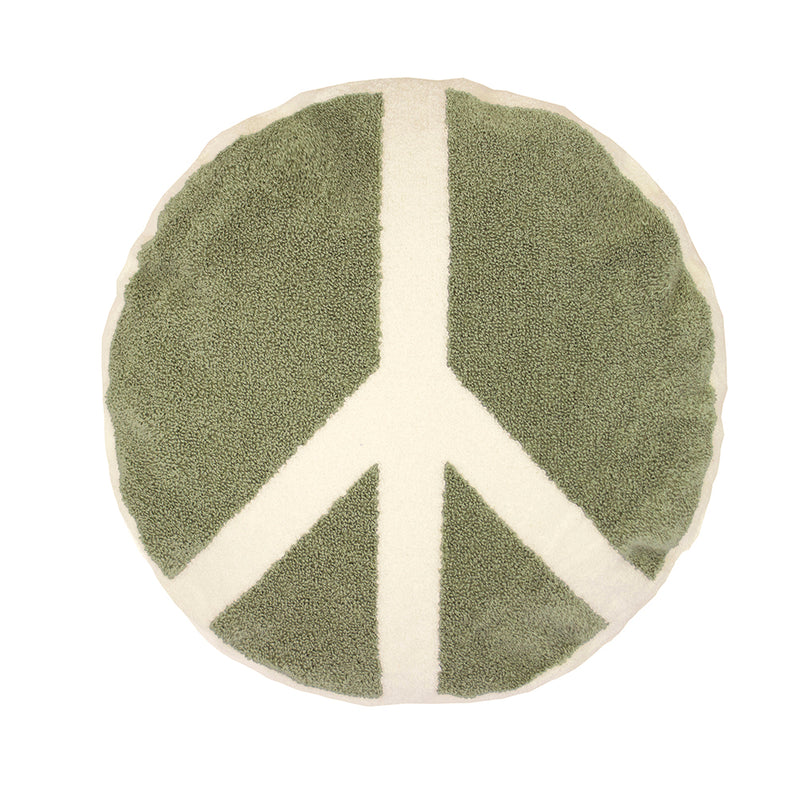 Peace Cushion Sage