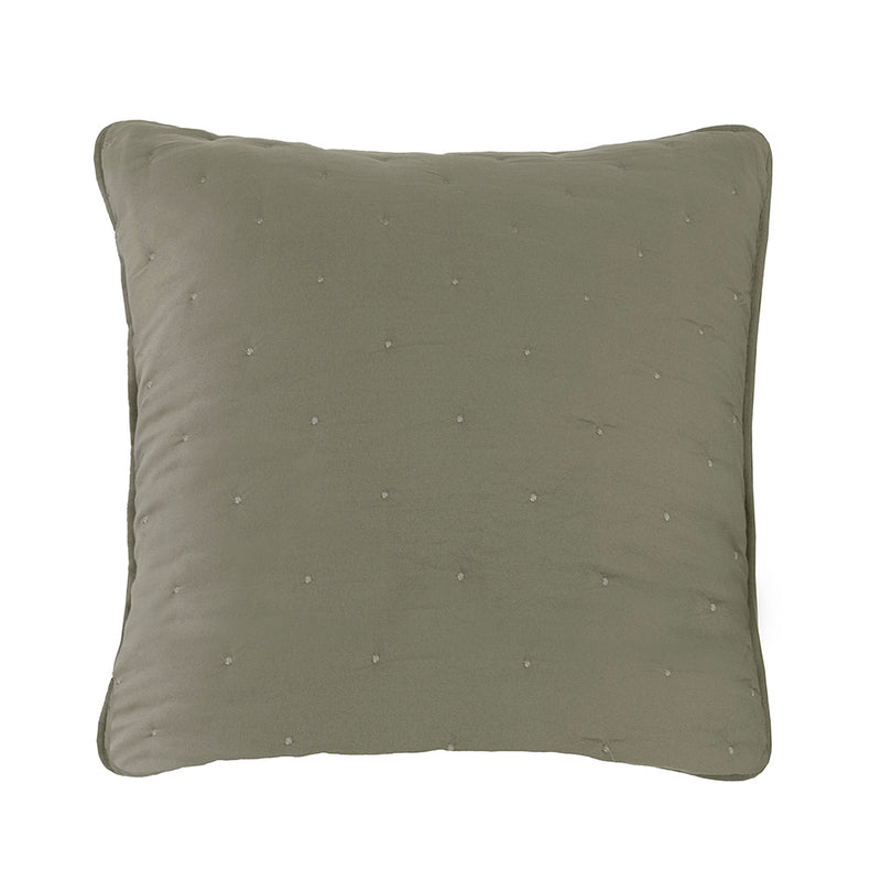 Willare European Pillowcase Moss