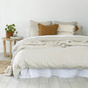 Willare Quilt Cover Set Pebble