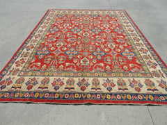 KAZAK NATURAL COLOURS-  LARGE SIZE: 379 X 280 CM #1997