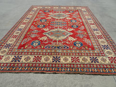 KAZAK NATURAL COLOURS-  LARGE SIZE: 365 X 278 CM #1193