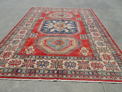 KAZAK NATURAL COLOURS-  LARGE SIZE: 368 X 278 CM #1185