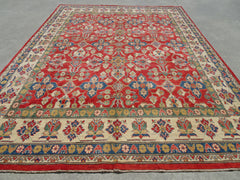 KAZAK NATURAL COLOURS-  LARGE SIZE: 390 X 290 CM #126
