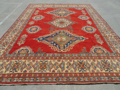 KAZAK NATURAL COLOURS-  LARGE SIZE: 384 X 295 CM #97