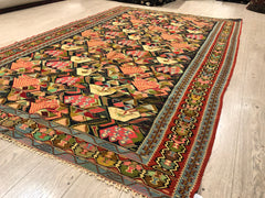 AFGHAN KELIM  FLAT WOVEN TRADITIONAL  RUG SIZE. 325 x 190 CM    #2006