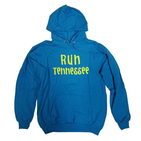Run Tennessee Hoodies