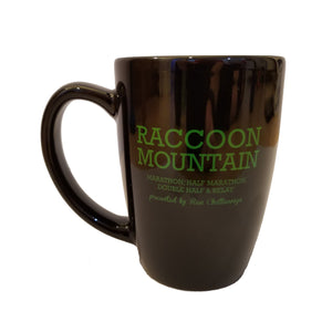 Raccoon Mountain Marathon Coffee Mug