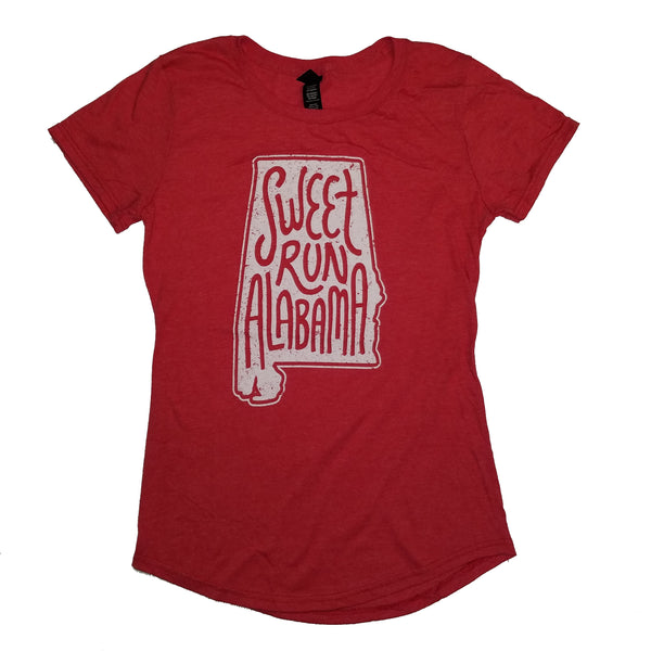 Sweet Run Alabama short sleeve T-shirt