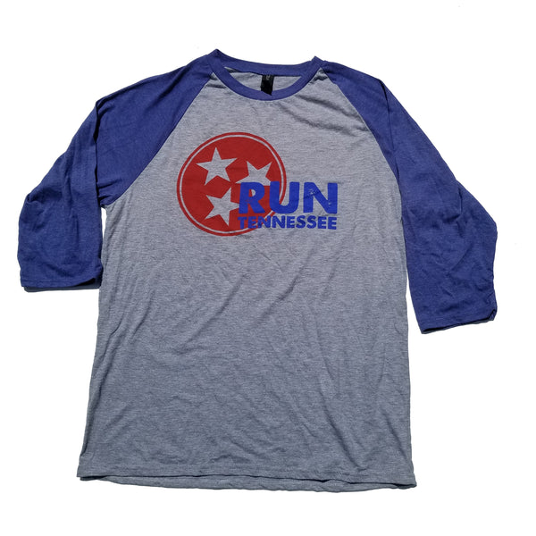 Run Tennessee Tri-star Baseball Shirt