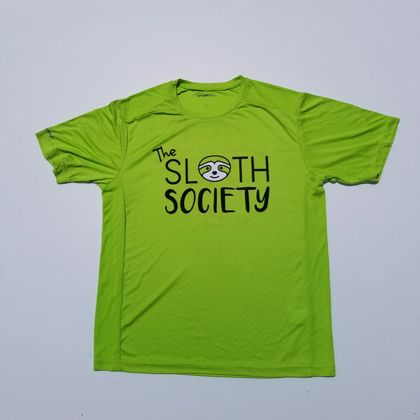 Sloth Society Short Sleeve Shirts and Tank Tops
