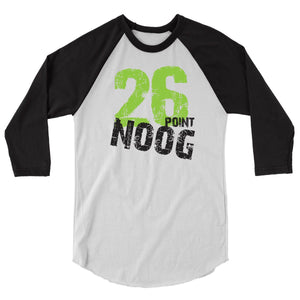 26 Point Noog Baseball Shirt