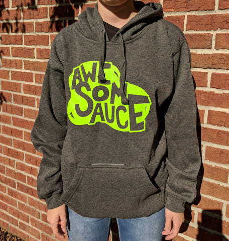 Awesomesauce Koozie Hoodies