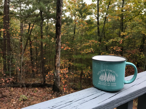 Into the Forest Mug
