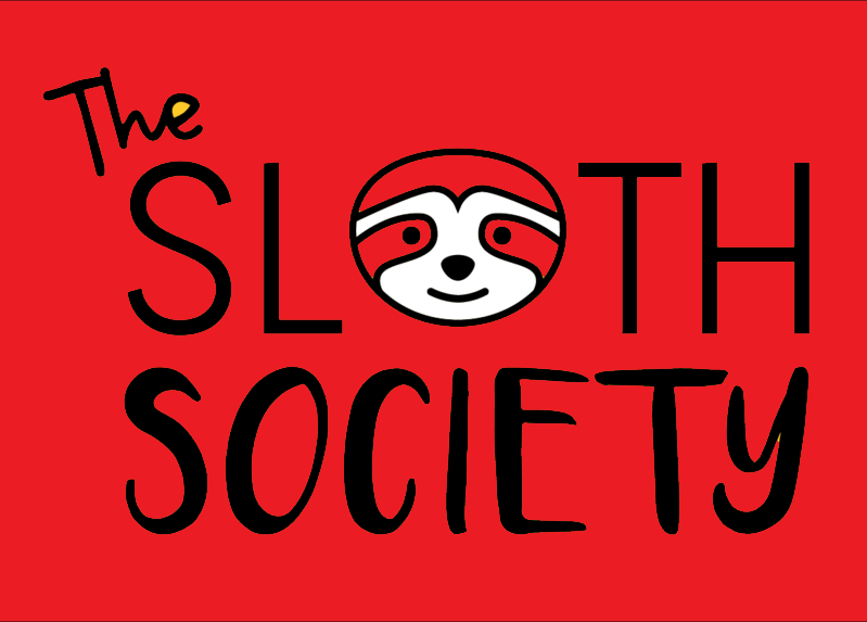 Sloth Society Stickers