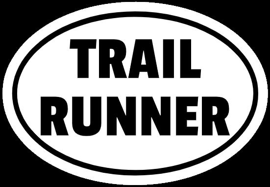 Trail Runner Sticker