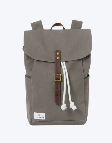 No. 4 - Backpack, Grey