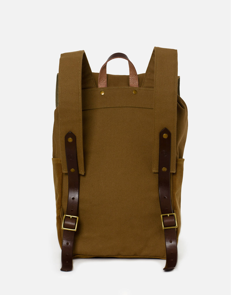 Ada Blackjack Tobacco Backpack